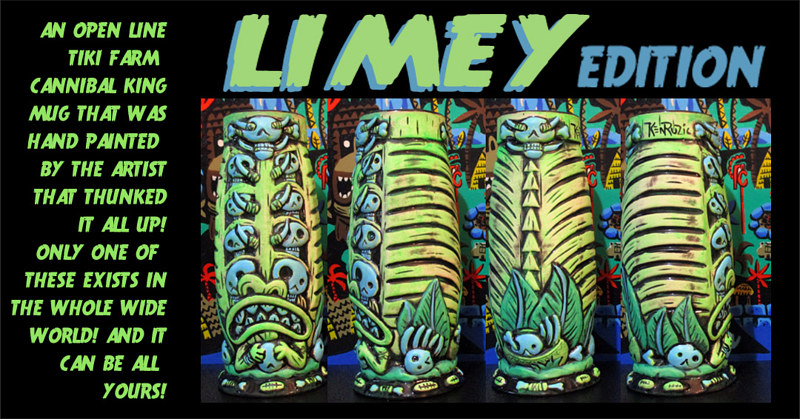 Limey edition by Kenneth M Ruzic