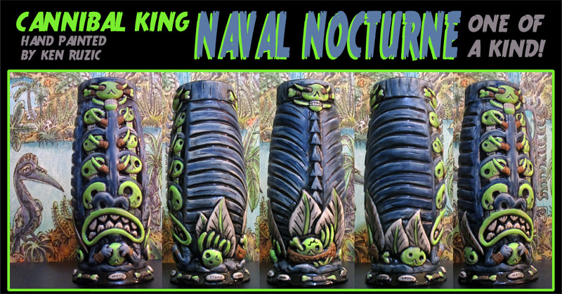 NAVAL NOCTURNE edition by Kenneth M Ruzic