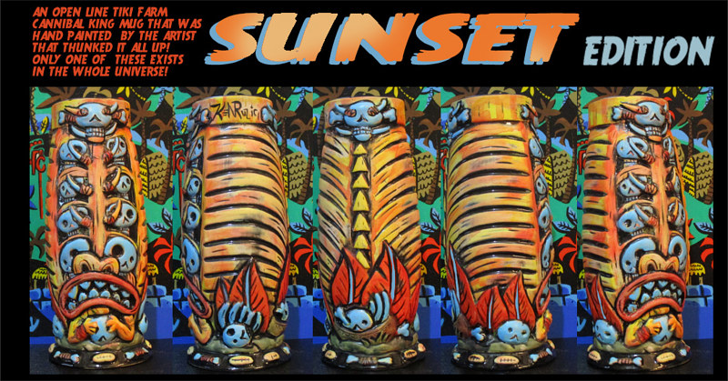 SUNSET edition by Kenneth M Ruzic