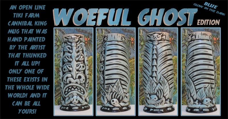 Woeful ghost edition by Kenneth M Ruzic