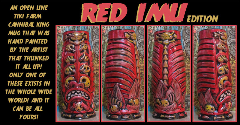 Red Imu edition by Kenneth M Ruzic