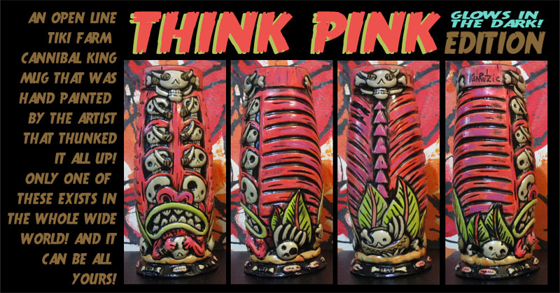 Think Pink edition by Kenneth M Ruzic