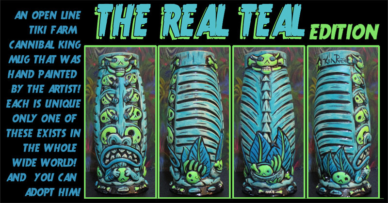 THE REAL TEAL edition by Kenneth M Ruzic