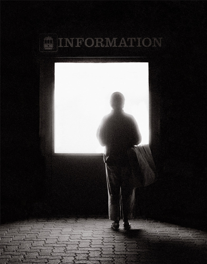 INFORMATION? by Dan Mcgarrah