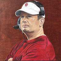 Bob Stoops by Stuart  Sampson