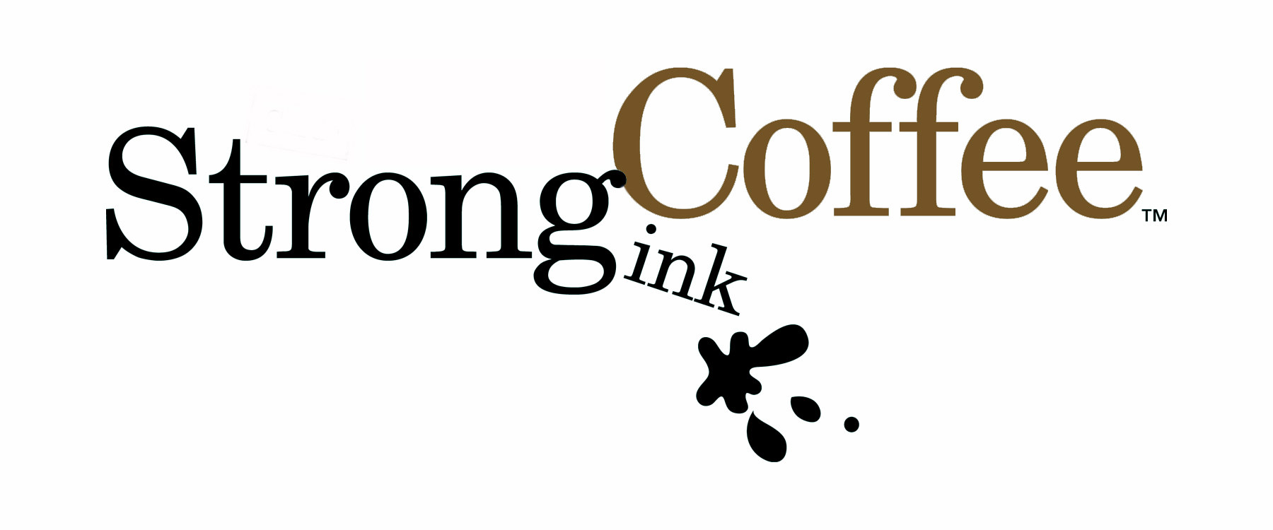 StrongCoffeeInkColorBest2018 by Terry Joseph