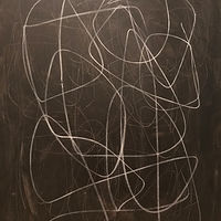 Drawing Blackboard III by Sarah Trundle