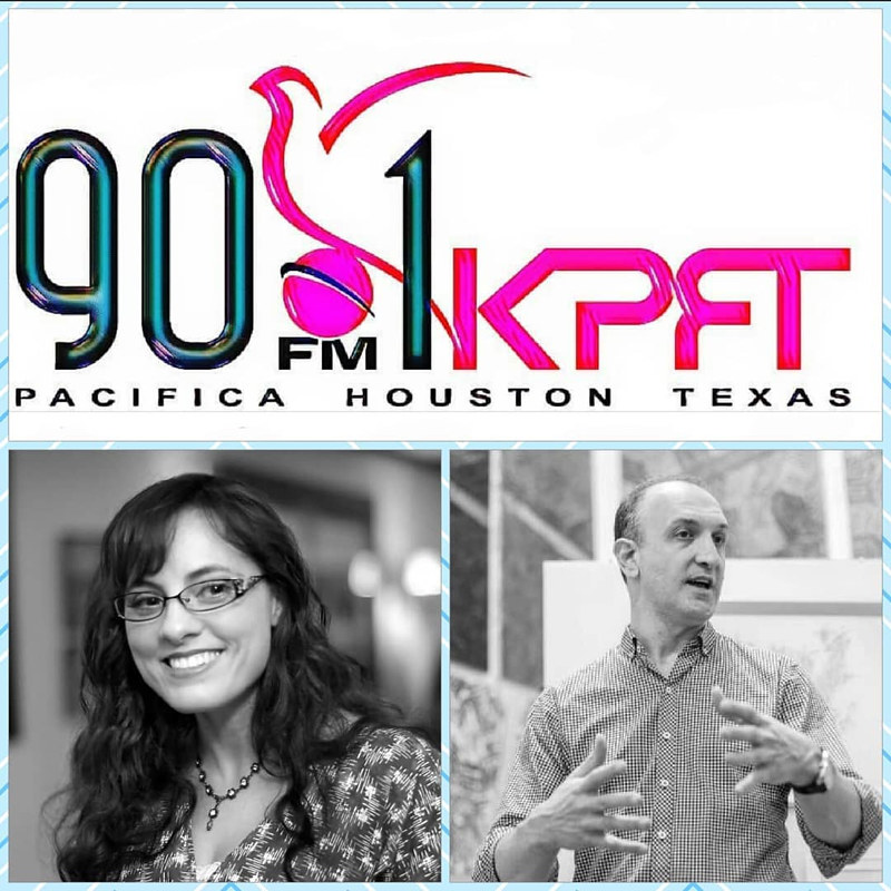 2018-07-12 - KPFT Interview by John Hovig