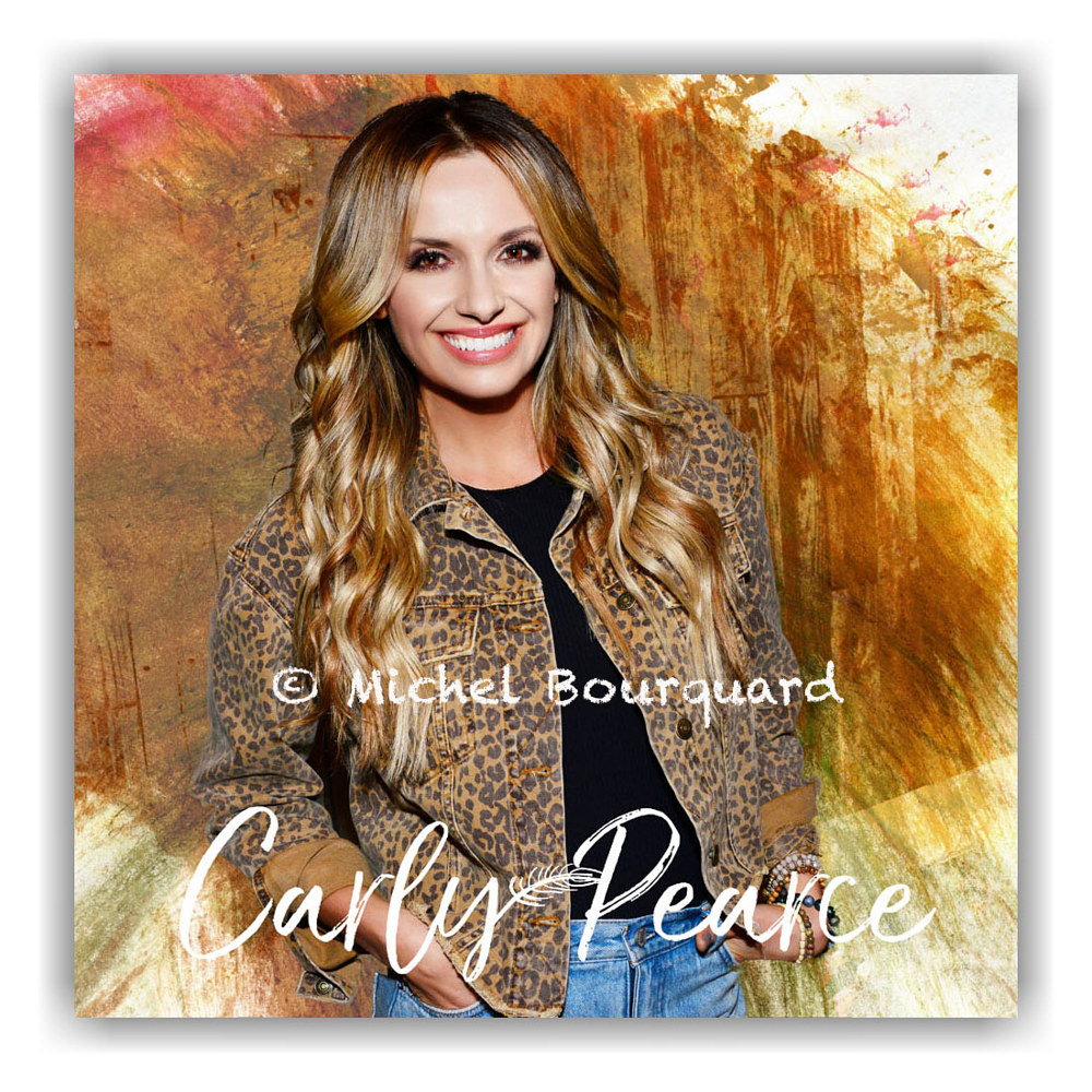Carly Pearce ©  by Michel Bourquard