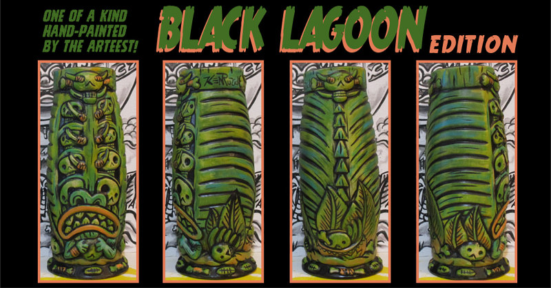 Black Lagoon edition by Kenneth M Ruzic