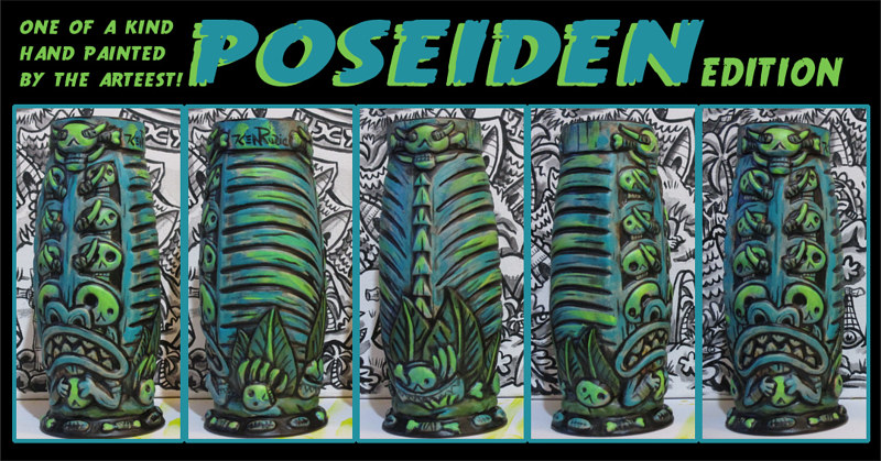 Poseiden edition by Kenneth M Ruzic