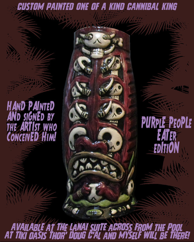 PURPLE PEOPLE EATER edition by Kenneth M Ruzic