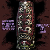 purple people eater promo by Kenneth M Ruzic