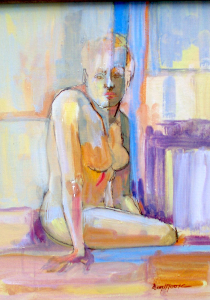 New Nude 14 by Don Moore