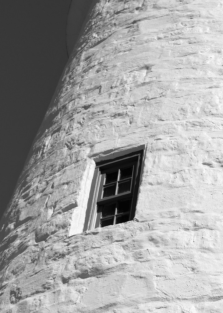lighthouse window by Lisa Kane