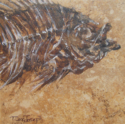 FossilFish1small by Terry Cox-Joseph