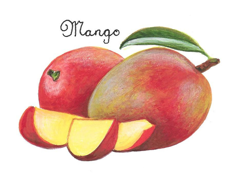 Mango by Susan Lynch