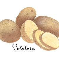 Potatoes by Susan Lynch
