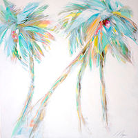 Breezy Palm by Mary Maguire