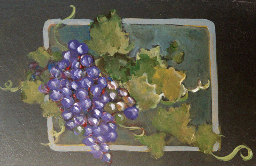 grapes by Terry Cox-Joseph