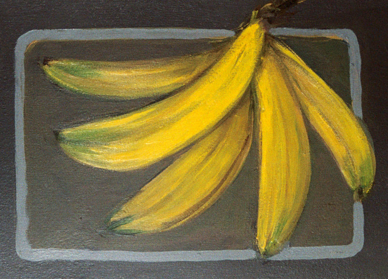 Bananas by Terry Joseph