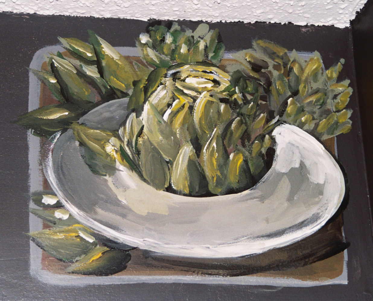 Artichokes by Terry Joseph
