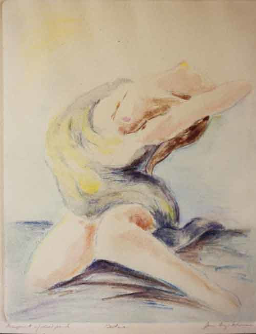 Gesture by June Long-schuman