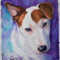 Gracie by Lisa  Baechtle