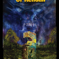 Print The Werewolf of Kendall (promo poster II) by Adrian Molina