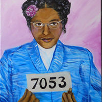 Rosa Parks by Jeanne Lloyd