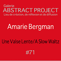 Painting Abstract Project #71 Announcement by Amarie Bergman
