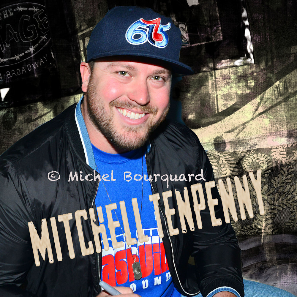 Mitchell Tenpenny  by Michel Bourquard