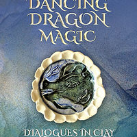 Photography Dancing Dragon Magic: Dialogues in Clay (paperback edition) by Susan James