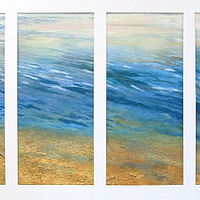 Watercolor Rhythms by Linda Finn