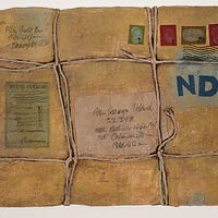 Drawing Parcel #3 by Linda Finn