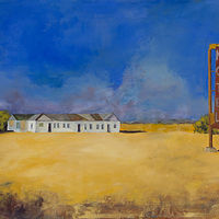 """Motel on Route 66"" by Carol Ross"