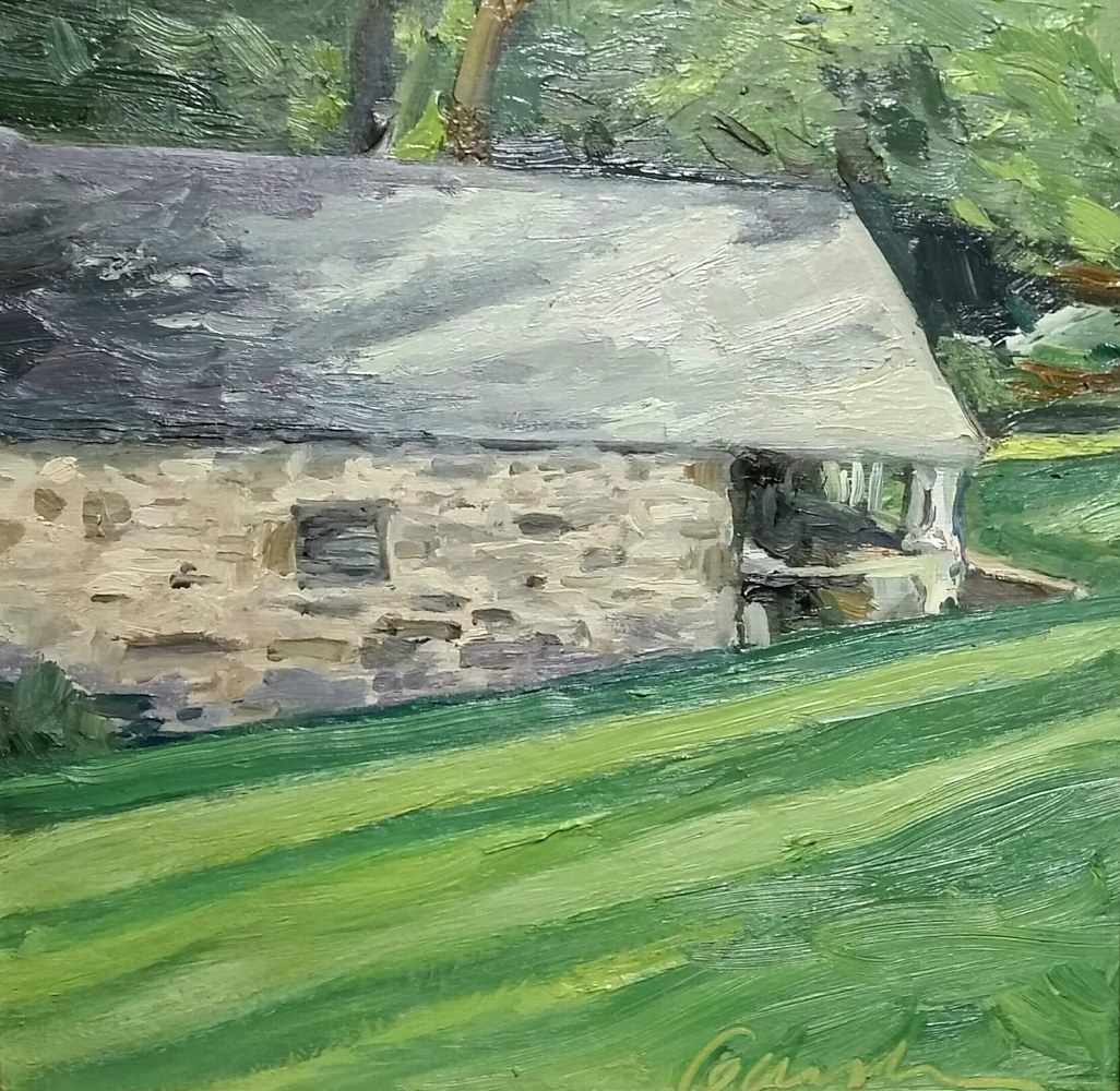 3MG_Spring House at Ladew  by Michael  Gaudreau