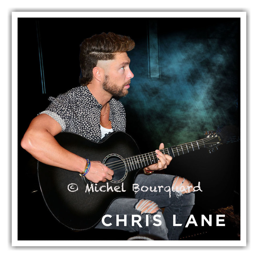 Chris Lane cover by Michel Bourquard