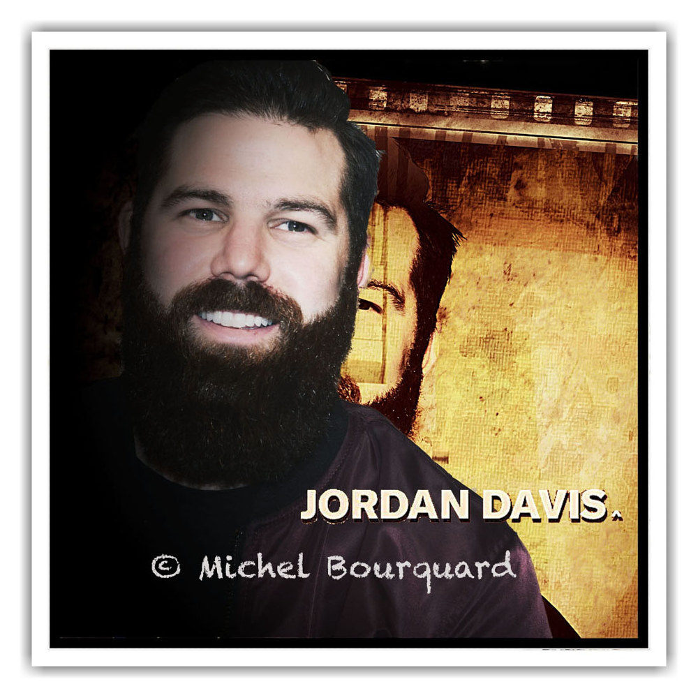 Jordan Davis cover 2 by Michel Bourquard