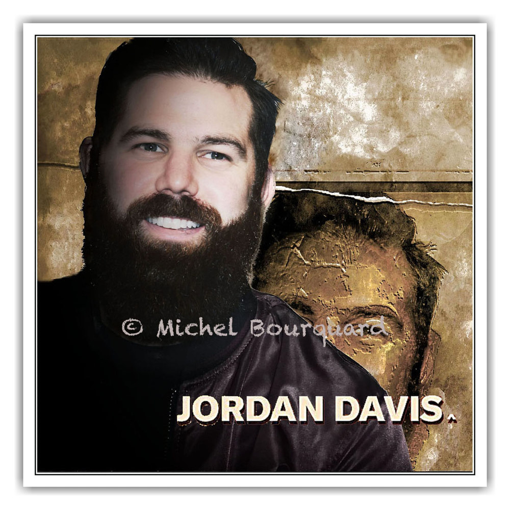 Jordan Davis cover 3 by Michel Bourquard