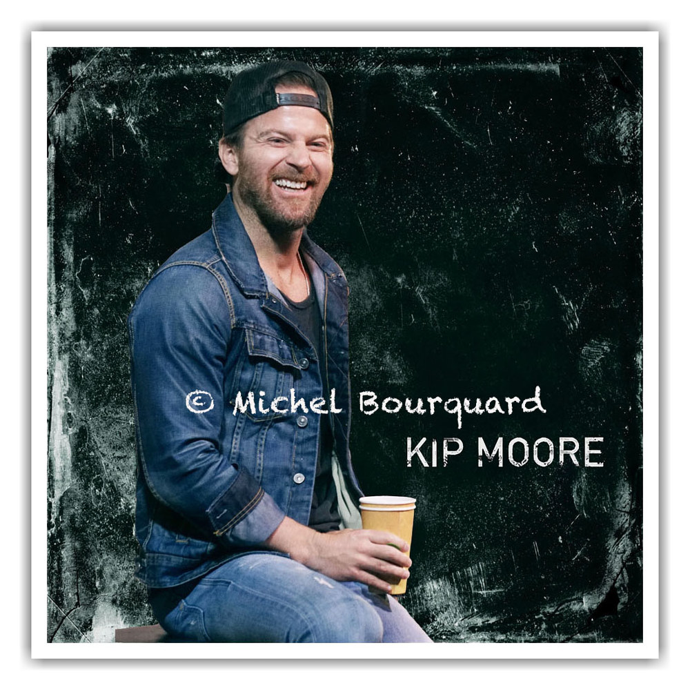 Kip Moore cover 2 by Michel Bourquard