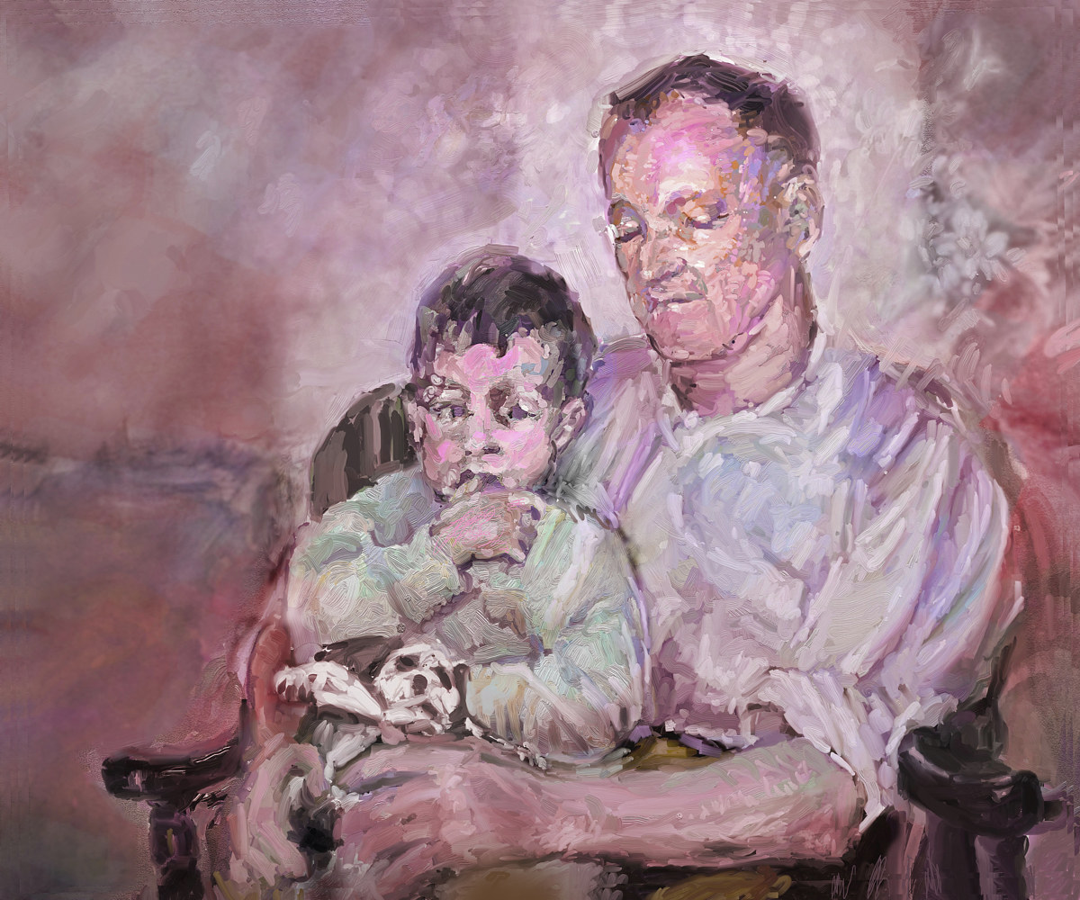 Father and Son by Bernard Dick