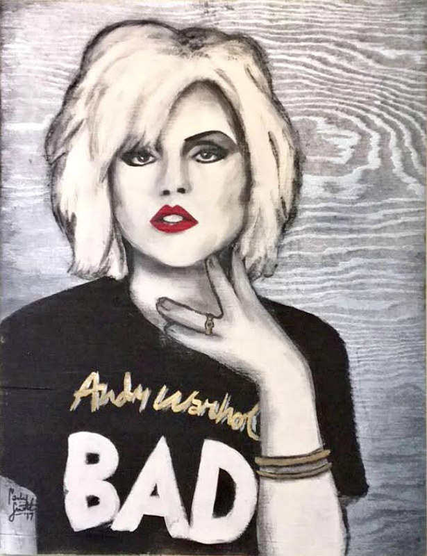 BLONDIE by Carly Jaye Smith