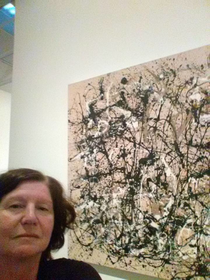 susie and pollock by Susan Harmon
