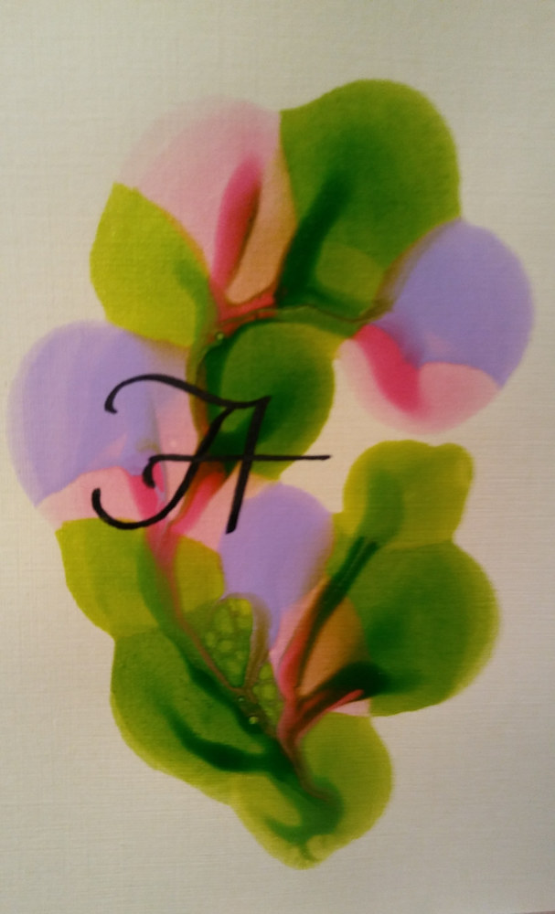 PERSONALIZED CARD #7 by Georgette  Jones