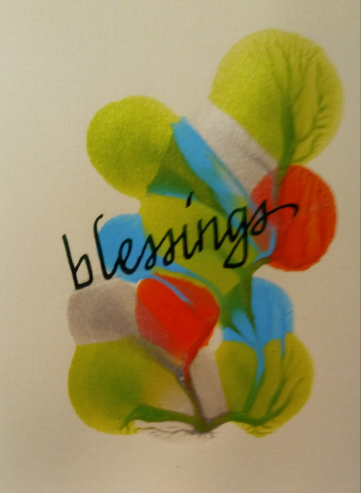 PERSONALIZED CARD #8 by Georgette  Jones