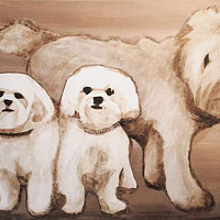 DEBBIE'S DOGS by Carly Jaye Smith
