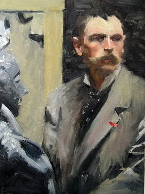 From Andres Zorn - Study by Brian  Buckrell