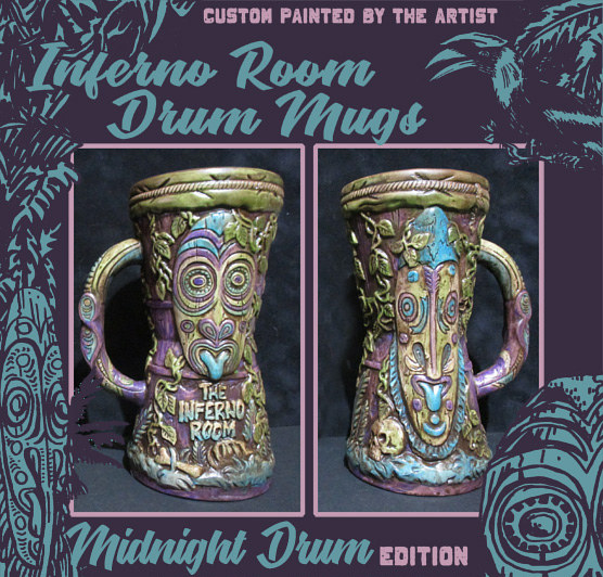 Painting Midnight Drum edition by Kenneth M Ruzic