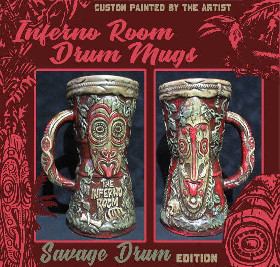 Painting Savage Drum edition by Kenneth M Ruzic